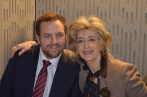 Maureen Lipman urged the nation to support Penny Brohn UK