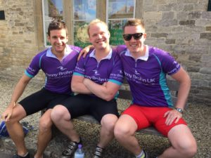 andrew - fundraising - get involved