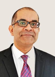 Mohammed Saddiq - Trustee