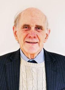Rev Dr Victor Barley - Trustee and Medical Advisor