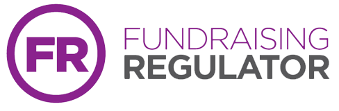 Fundraising Regulator logo in colour