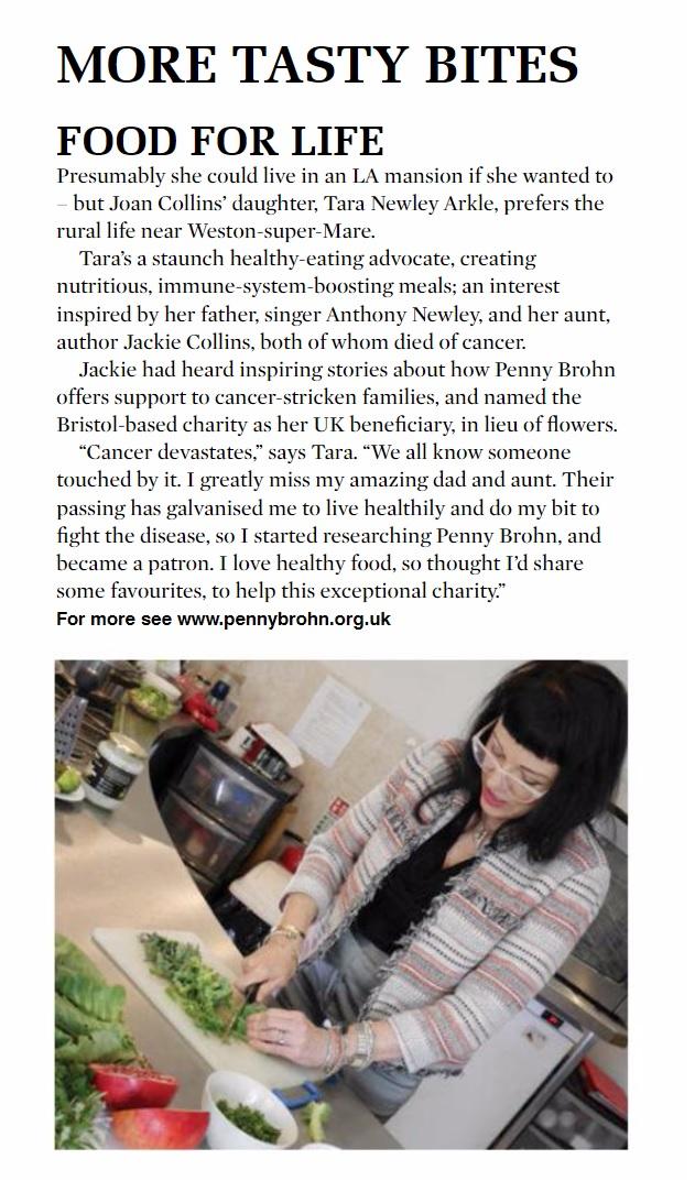 Tara Newley Arkle: Bristol Life Cutting