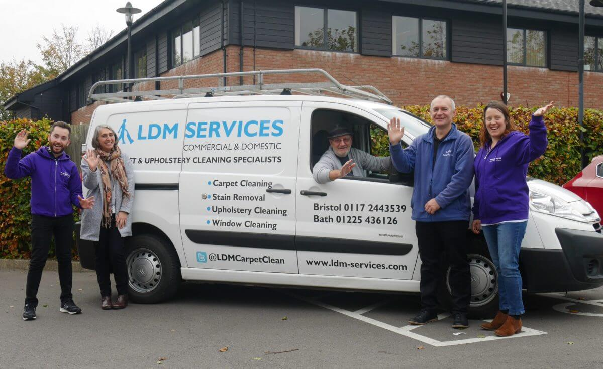 Lee's Christmas Clean for cancer cause