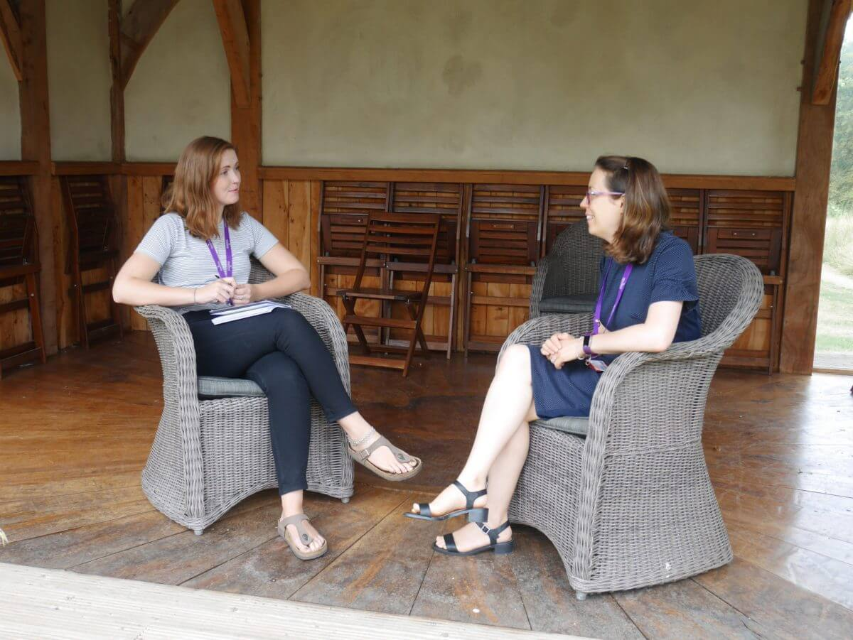 Cedar Garden Sessions: Helen Seers