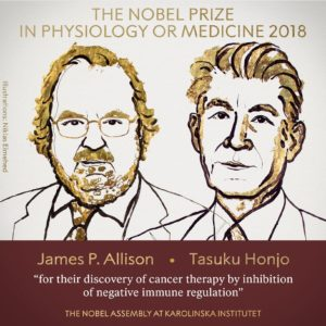 Penny Brohn UK welcomes the announcement of this year's Nobel Prize for Medicine