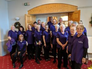 New look for Penny Brohn Community Choir