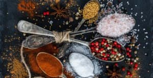 Benefits of cooking with herbs and spices