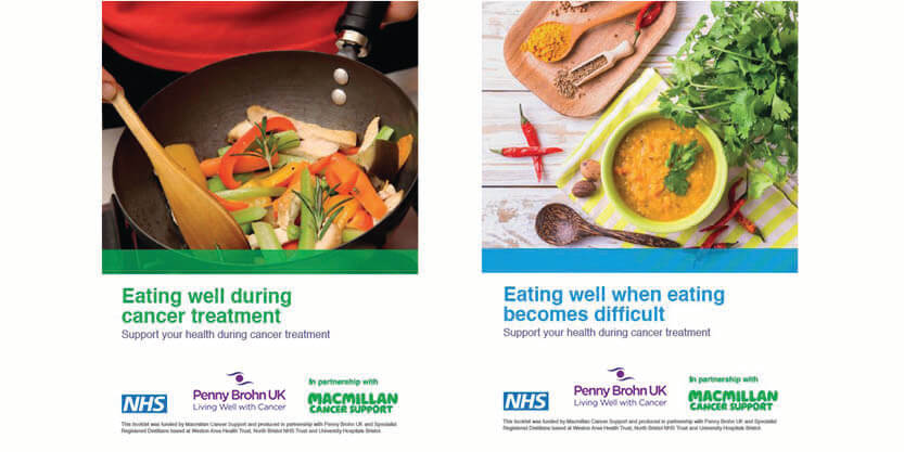 Support your health during cancer treatment with our latest eating guidelines