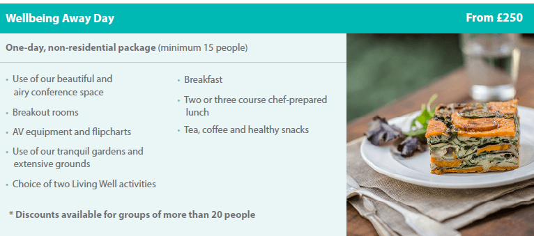Employee Wellbeing Packages