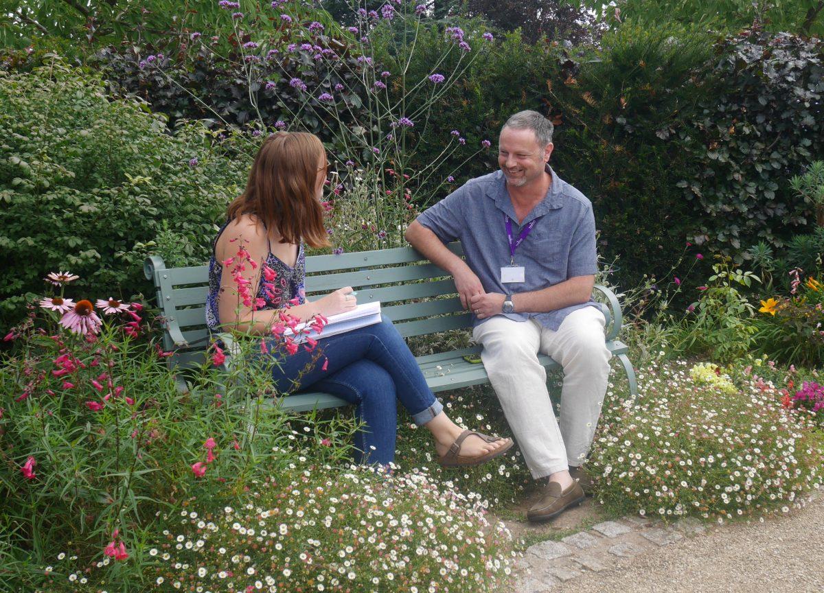 Cedar Garden Sessions: Allon Stokes
