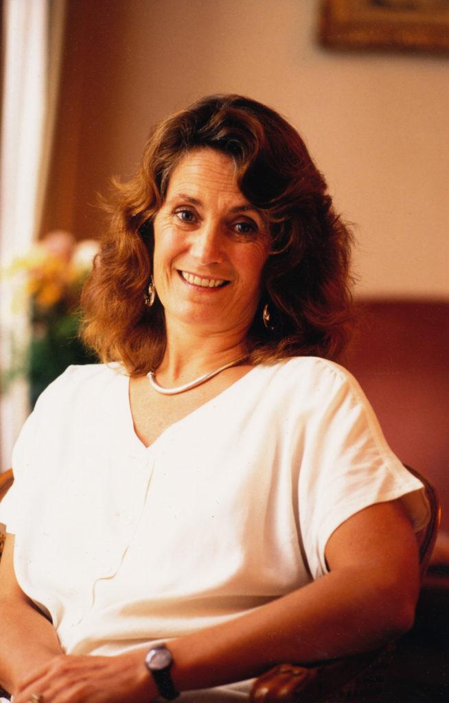Penny Brohn dies