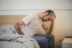 How anxiety affects sleep and vice versa