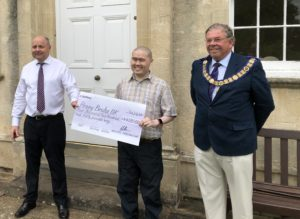 Generous donation from Powell Lodge