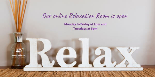 Relaxation Room for PR