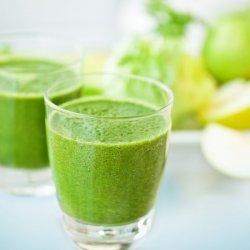 Green Hemp Shake Recipe