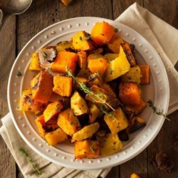 Roasted Vegetables and Ginger Recipe